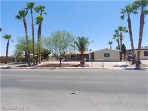 Photo of 1401 EVANS Avenue, North Las Vegas, NV 89030 (MLS # 2108486)