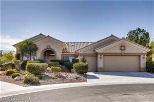 Photo of 2241 PALM VALLEY Court, Las Vegas, NV 89134 (MLS # 2142486)