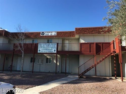 Photo of 5328 SWENSON Street #62, Las Vegas, NV 89119 (MLS # 2164486)