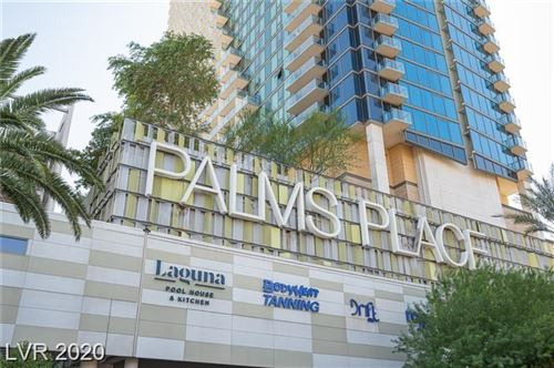Photo of 4381 Flamingo Road #1616, Las Vegas, NV 89103 (MLS # 2232486)