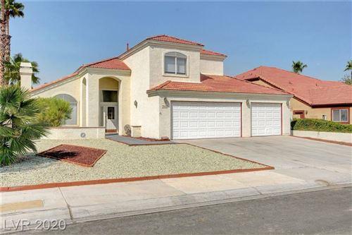 Photo of 7632 Desert Delta, Las Vegas, NV 89128 (MLS # 2233486)