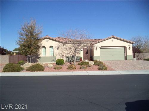 Photo of 8702 Amber Autumn Street, Las Vegas, NV 89131 (MLS # 2282486)