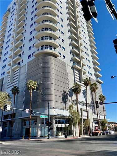 Photo of 200 Hoover Avenue #812, Las Vegas, NV 89101 (MLS # 2297486)