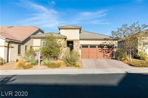 Photo of 2646 Cooper Gallery Street, Henderson, NV 89044 (MLS # 2247487)