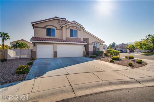 Photo of 3820 Cool Meadows Drive, Las Vegas, NV 89129 (MLS # 2333487)