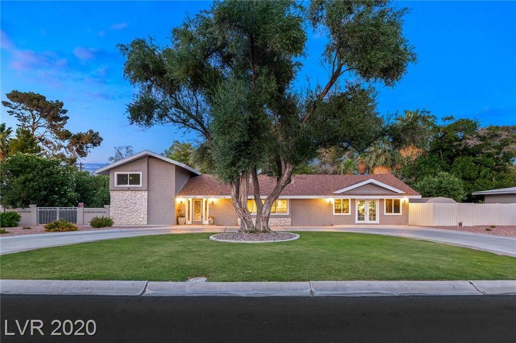 Photo for 313 ROSEMARY Lane, Las Vegas, NV 89107 (MLS # 2209487)