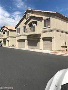Photo of 6340 DAN BLOCKER Avenue #102, Henderson, NV 89011 (MLS # 2106488)