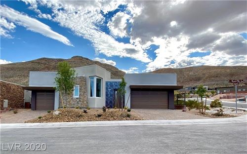 Photo of 6267 MOJAVE SKY Street, Las Vegas, NV 89135 (MLS # 2148488)