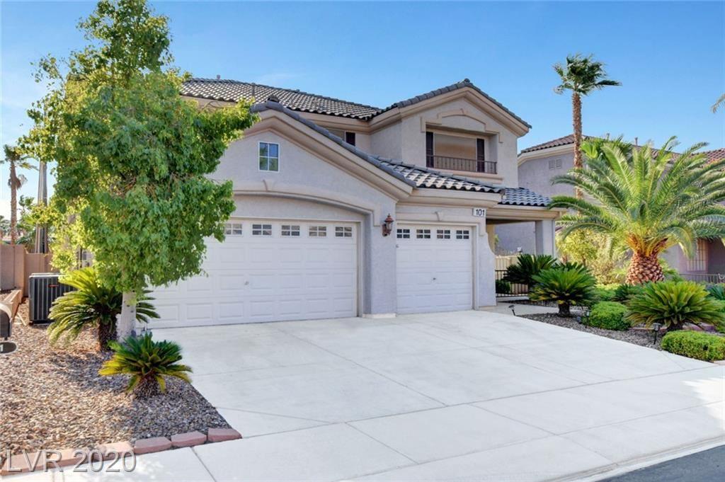 Photo of 101 Rancho Maria Street, Las Vegas, NV 89148 (MLS # 2224488)