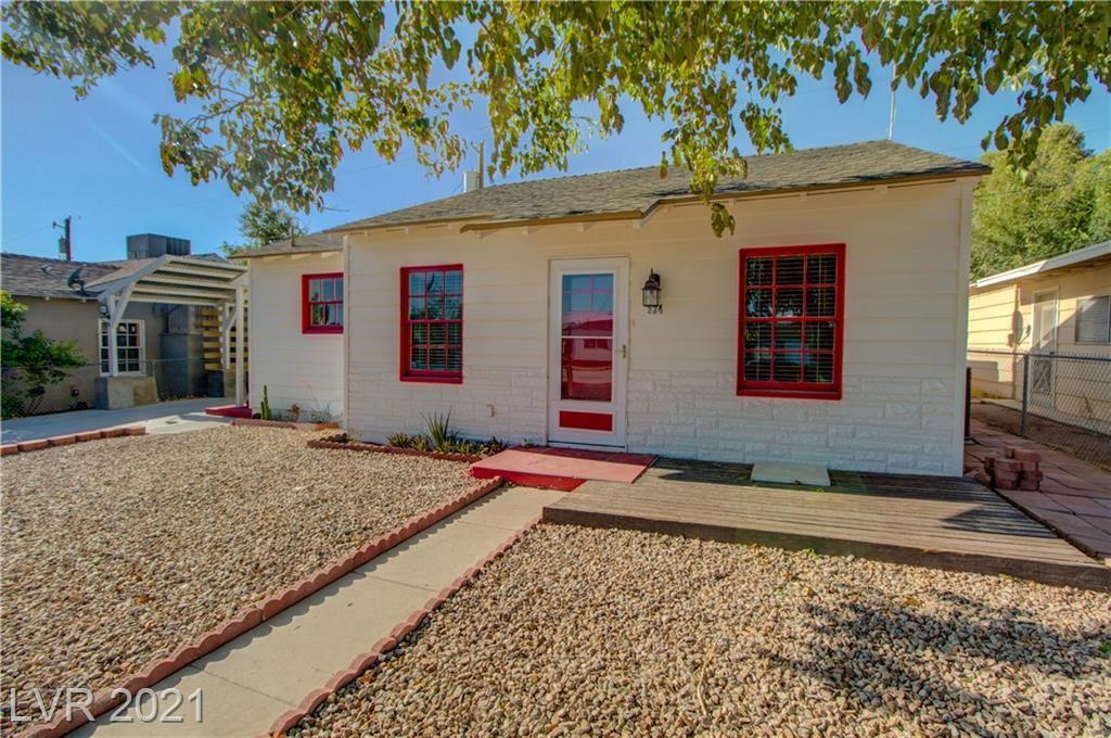 Photo of 524 HOPI Place, Boulder City, NV 89005 (MLS # 2342488)