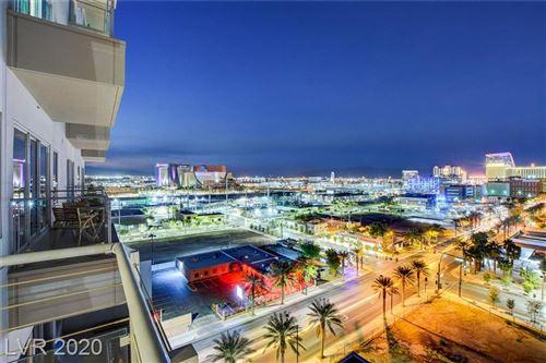 Photo of 200 Hoover Avenue #910, Las Vegas, NV 89101 (MLS # 2240489)