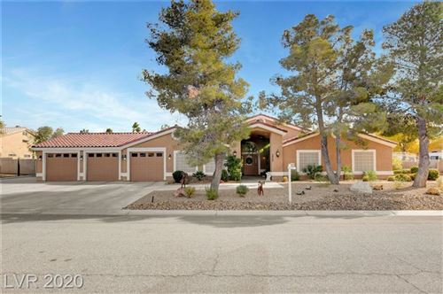 Photo of 5940 Wasatch Ridge Circle, Las Vegas, NV 89149 (MLS # 2254489)