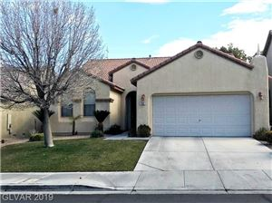 Photo of 762 RISE CANYON Drive, Henderson, NV 89052 (MLS # 2074490)