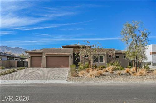 Photo of 4855 Tee Pee Lane, Las Vegas, NV 89149 (MLS # 2249492)