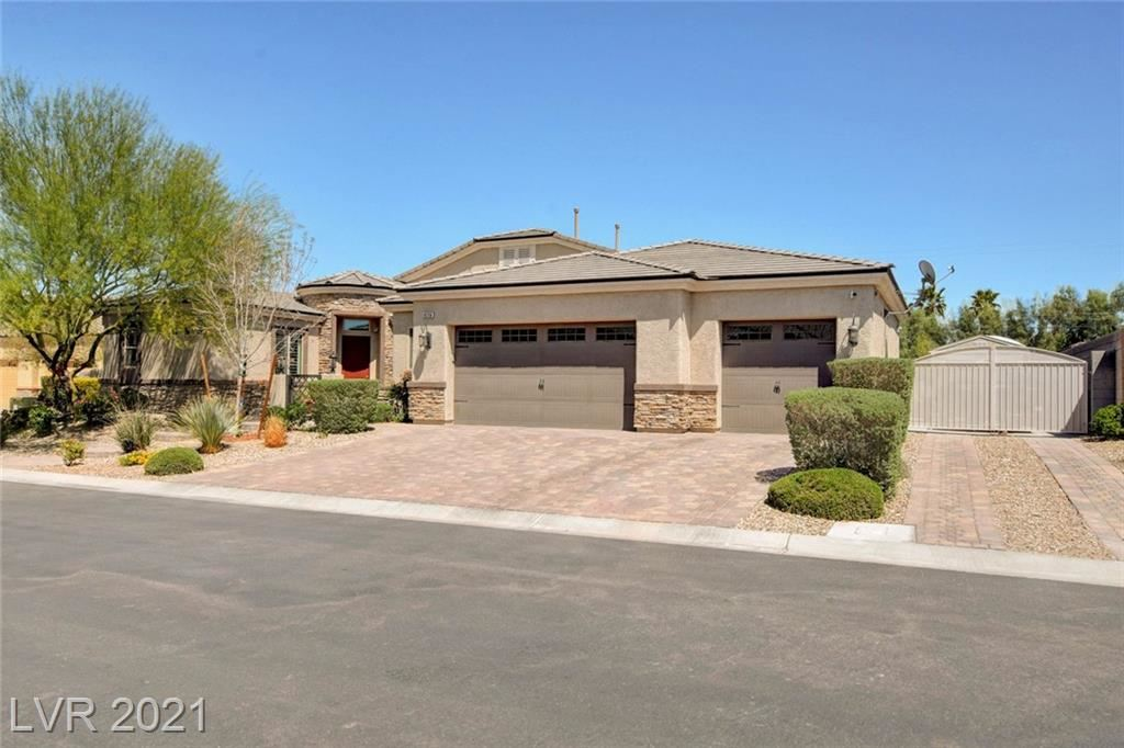 Photo of 8236 My Gage Court, Las Vegas, NV 89123 (MLS # 2288492)