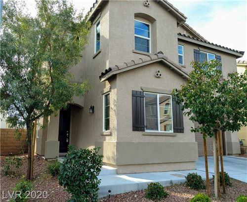 Photo of 10651 FORUM PEAK Lane, Las Vegas, NV 89166 (MLS # 2173493)