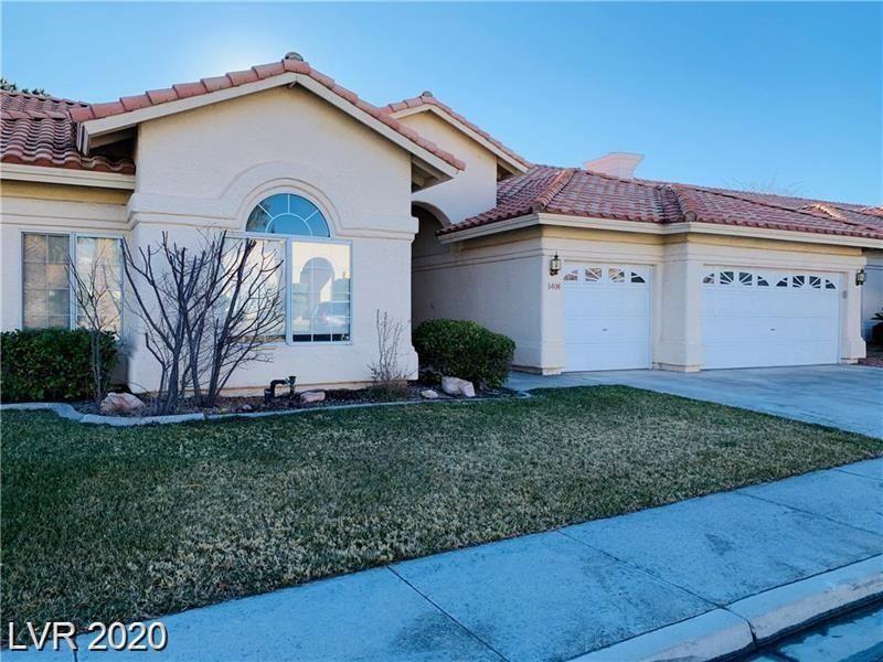 Photo of 1408 Castle Crest Drive, Las Vegas, NV 89117 (MLS # 2221493)
