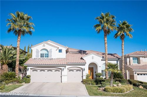 Photo of 11372 Rancho Portena Avenue, Las Vegas, NV 89138 (MLS # 2167494)