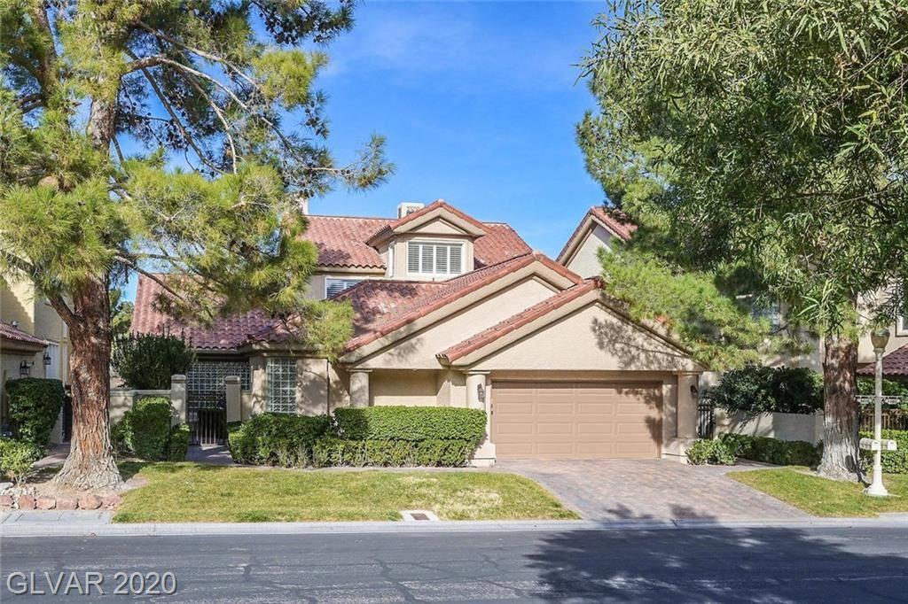 Photo of 8010 Castle Pines Avenue, Las Vegas, NV 89113 (MLS # 2166494)