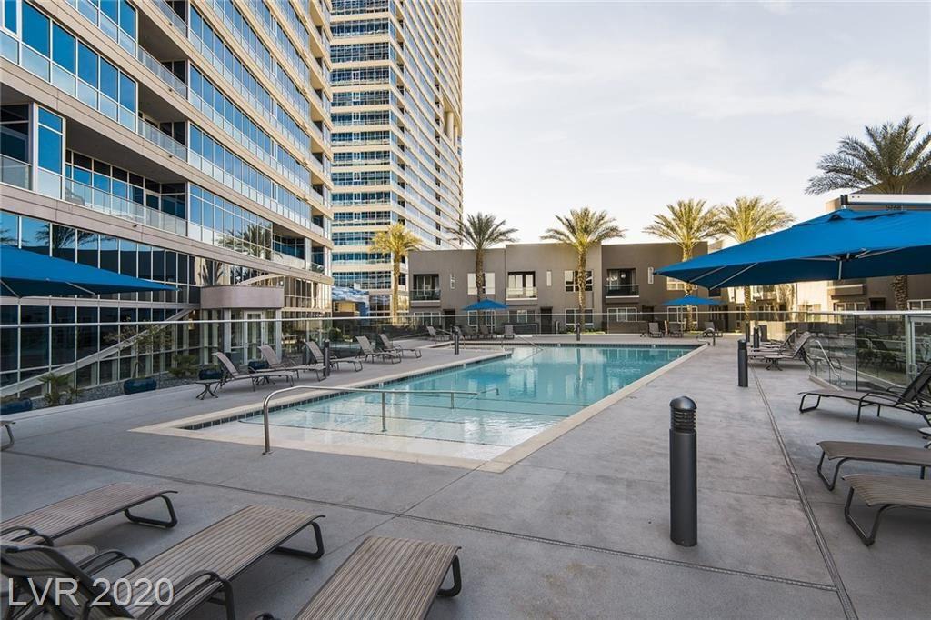 Photo of 4575 DEAN MARTIN Drive #405, Las Vegas, NV 89103 (MLS # 2206494)