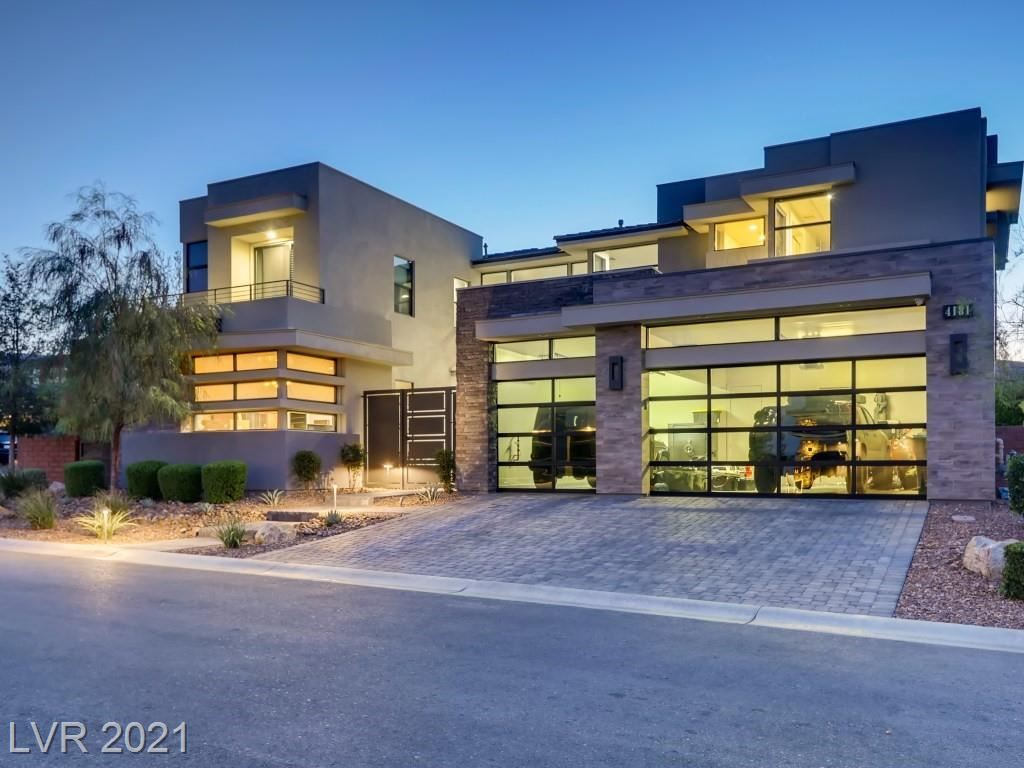 Photo of 4181 Bronze Ridge Street, Las Vegas, NV 89135 (MLS # 2313494)