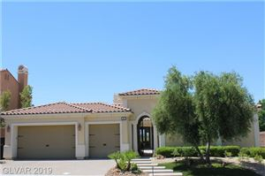 Photo of 65 CONTRADA FIORE Drive, Henderson, NV 89011 (MLS # 2125497)