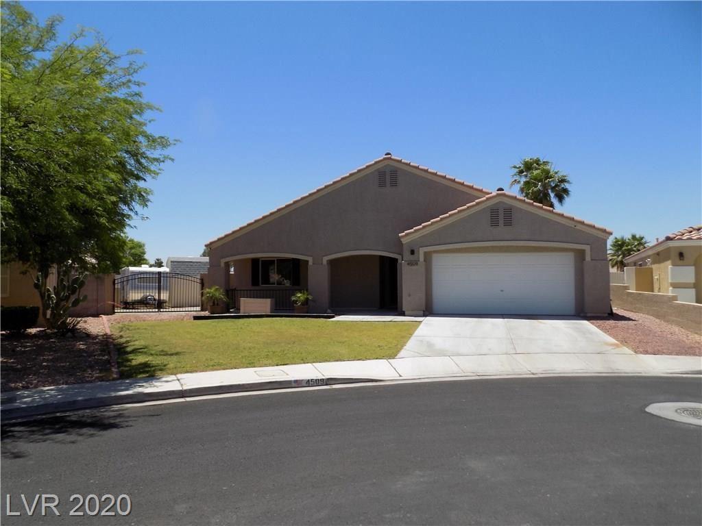 Photo of 4509 Scarlet Sage, North Las Vegas, NV 89031 (MLS # 2200498)