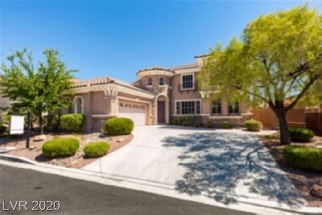 Photo of 898 Armandito Drive, Las Vegas, NV 89138 (MLS # 2228498)