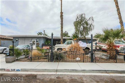 Photo of 548 Bracken Avenue, Las Vegas, NV 89104 (MLS # 2278499)