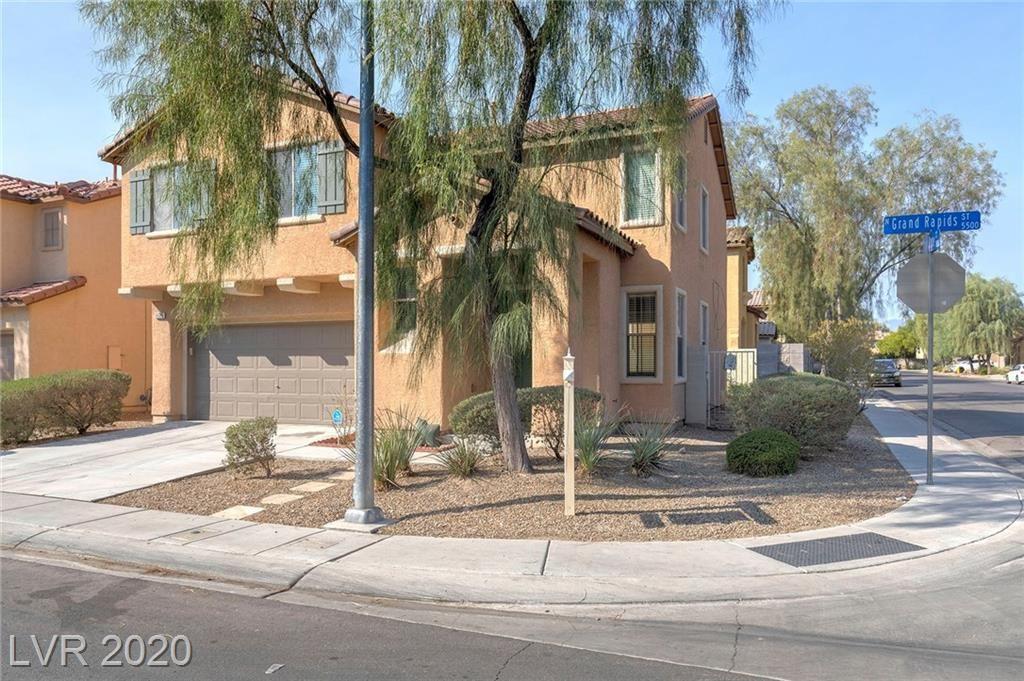 Photo of 5505 Grand Rapids Street, North Las Vegas, NV 89031 (MLS # 2240499)