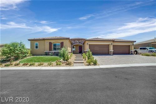 Photo of 10093 CAMBRIDGE BROOK Avenue, Las Vegas, NV 89149 (MLS # 2172500)