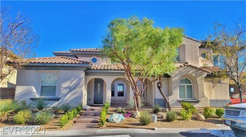 Photo of 720 Chervil Valley Drive, Las Vegas, NV 89138 (MLS # 2342500)
