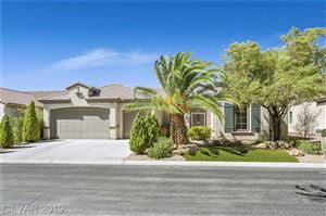 Photo of 2284 CANYONVILLE Drive, Henderson, NV 89044 (MLS # 2137501)