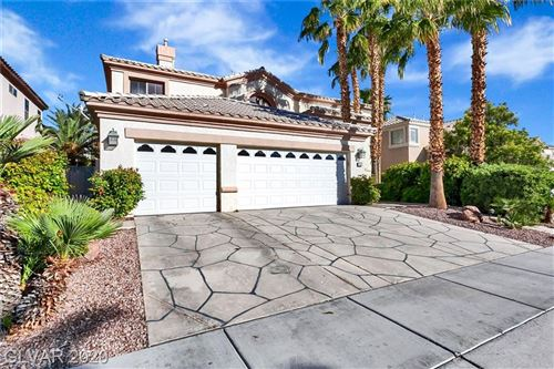 Photo of 24 CHATEAU WHISTLER Court, Las Vegas, NV 89148 (MLS # 2165501)