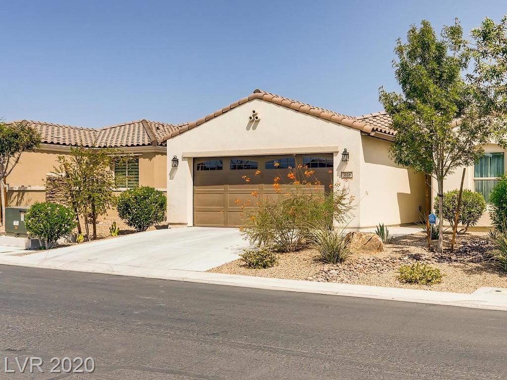 Photo of 3816 Rocklin Peak Avenue, North Las Vegas, NV 89081 (MLS # 2223501)
