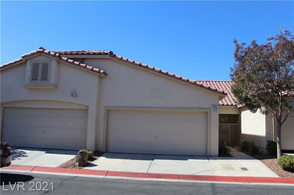Photo of 3365 Kylemore Street #102, Las Vegas, NV 89129 (MLS # 2342501)