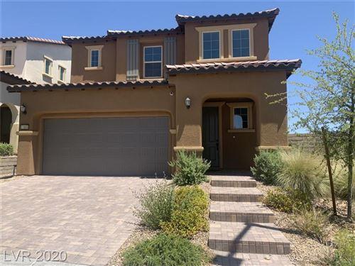 Photo of 11806 South Corenzio Avenue, Las Vegas, NV 89138 (MLS # 2208502)