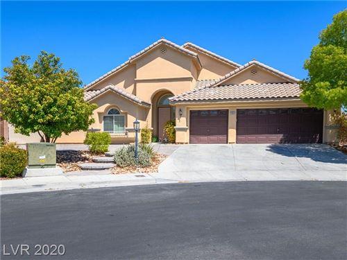Photo of 5804 Amber Station Avenue, Las Vegas, NV 89131 (MLS # 2240503)