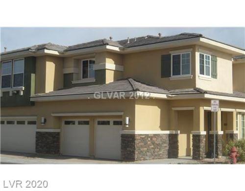 Photo of 11318 McKinney Falls Street #104, Las Vegas, NV 89141 (MLS # 2247503)