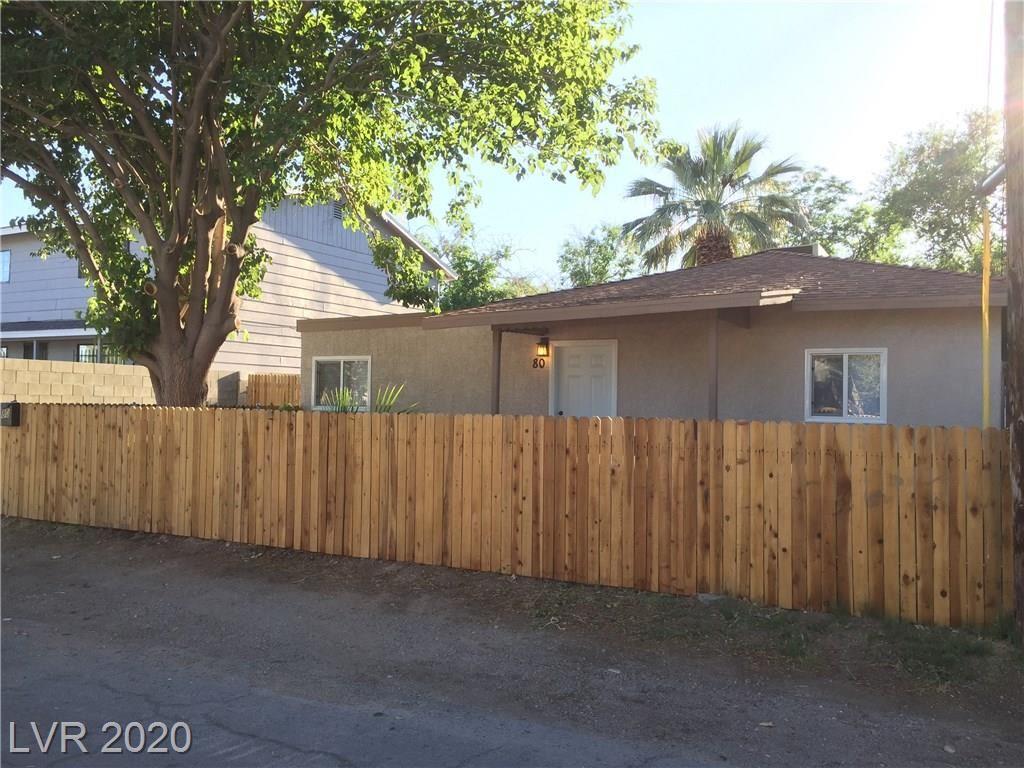 Photo of 80 North 27th, Las Vegas, NV 89101 (MLS # 2195503)