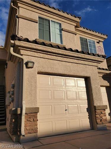 Photo of 6770 CAPORETTO Lane #203, North Las Vegas, NV 89084 (MLS # 2164504)