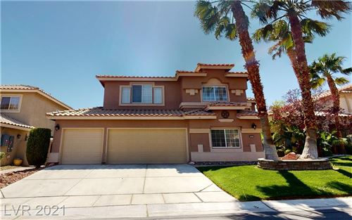 Photo of 9583 Gainey Ranch Avenue, Las Vegas, NV 89147 (MLS # 2291504)