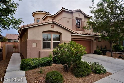 Photo of 1032 Baronet Drive, Las Vegas, NV 89138 (MLS # 2293504)