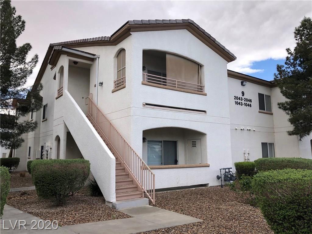 Photo of 5655 Sahara Avenue #1043, Las Vegas, NV 89142 (MLS # 2212504)