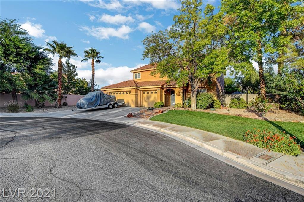Photo of 160 Kennet Court, Las Vegas, NV 89144 (MLS # 2340504)