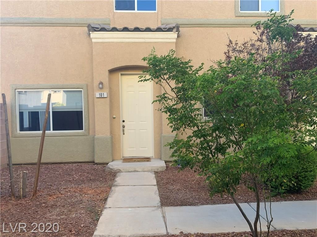 Photo of 3925 Pepper Thorn Avenue #101, North Las Vegas, NV 89081 (MLS # 2221505)