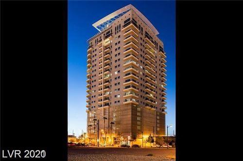 Photo of 200 Hoover Avenue #1809, Las Vegas, NV 89101 (MLS # 2280507)