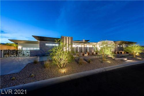Photo of 54 Crested Cloud Way, Las Vegas, NV 89135 (MLS # 2294508)