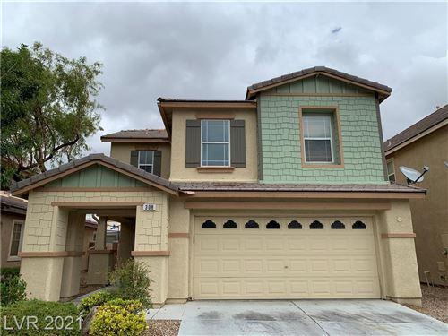 Photo of 308 Snow Dome Avenue, North Las Vegas, NV 89031 (MLS # 2319509)