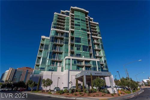 Photo of 360 East Desert Inn Road #1201, Las Vegas, NV 89109 (MLS # 2330509)